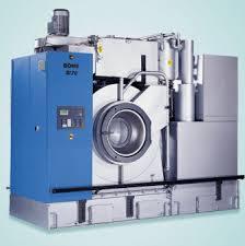 bowe etline dry cleaning machines