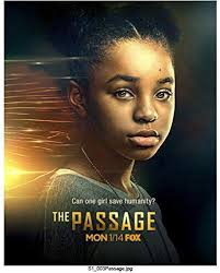The Passage 8Inch x 10Inch Promo photo color of Saniyya Sidney show & FOX  logo ed at Amazon's Entertainment Collectibles Store