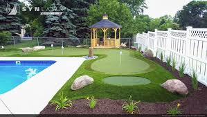 artificial golf grass putting greens
