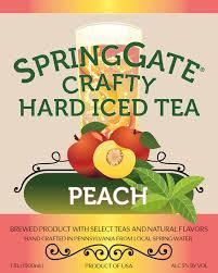 crafty hard ice tea