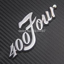 Fasp 400four Motorcycle Emblem Badge Car Sticker For Retro Classic Moto Racing Modified Cars Decal Decals Stickers Aliexpress