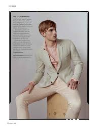 MEN'S STYLE AUSTRALIA: Tommy Marr by Adrian Price | Image Amplified