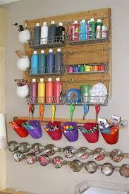 Our New Art Room Art Room Craft Room Craft Storage
