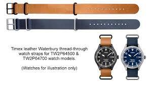 timex watch straps 20mm
