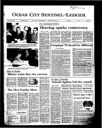 on line newspaper archives of ocean city