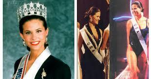 Miss Universe 1994 Finalist Lu Parker Arrested on Suspicion on Petty Theft  - Pageanthology_101
