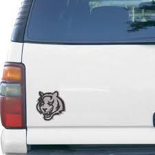 Cincinnati Bengals Bling Emblem Car Decal