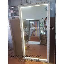Gương soi toàn thân gắn đèn led