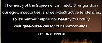 ego radhanath swami quotes
