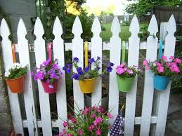 2724740 36625 Full How To Make Plants A Part Of Your Home Decoration Fence Planters Fence Design Diy Hanging Planter