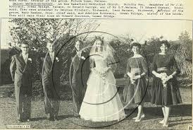 Wedding Bells - Nelson Photo News - No 21 : July 21, 1962