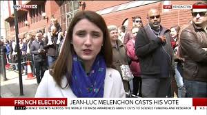 French ex-pats vote in the 2017 Presidential Election - Adele Robinson -  YouTube