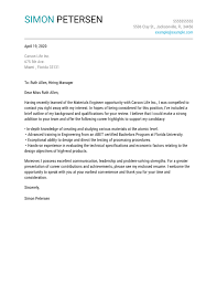 cover letter sles and great tips
