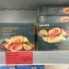 Lobster Tails with Garlic Butter Glaze ...