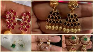 14k gold latest designs with s