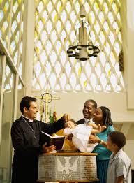 christening etiquette for pas