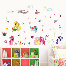 My Little Pony 39 Big Wall Decals Ponies Room Decor Stickers For Sale Online Ebay