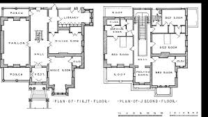 plantation house plan with 5689