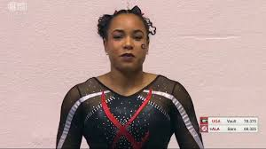 Lauren Johnson (Georgia) - Vault (9.850) - Georgia at Alabama 2018 ...