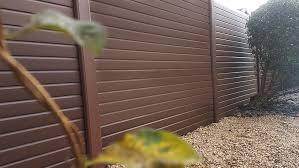 Upvc Composite Fencing Liniar