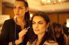 successful celebrity makeup artist