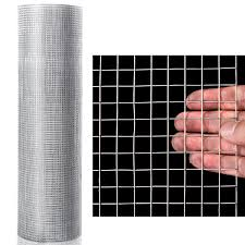 48 X 50 1 2inch Wire Fence Mesh Galvanized Cage Wire Fencing Barriers Hardware