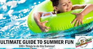 ultimate summer fun guide 100 things