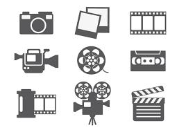 Video Editing Icon Vector - Download Free Vectors, Clipart ...