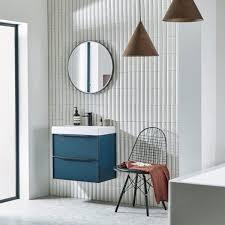 perimeter frame round bathroom mirrors