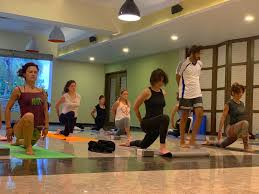 vinyasa yoga teacher in india