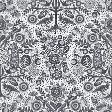 sandberg wallpaper mika black