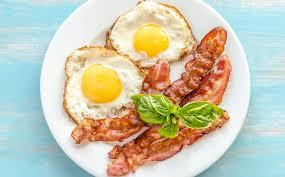 Bacon and Eggs | Bacon Egg Recipes