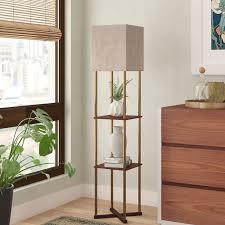 Ilona 63 Column Floor Lamp Column Floor Lamp Floor Lamp Bedroom Floor Lamp