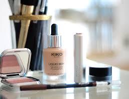 five to try from kiko cosmetics zoe