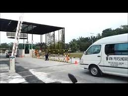 Mag Br660t Fe Fence Arm Barrier Gate Youtube