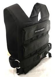 10kg weighted vest fitstream weighted