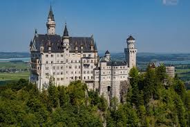 royal castles tour from munich