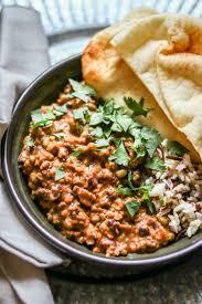 madras lentils the wander kitchen