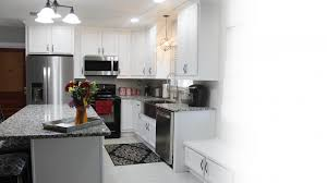 cabinets and flooring