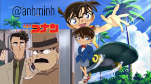 Conan Movie 15 - 15 Phút Tĩnh Lặng - Conan Movie - YouTube