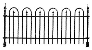 Fence Png Clip Art Library