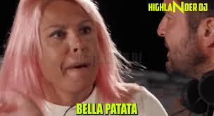Bella Patata, la sfuriata di Anna Pettinelli diventa canzone con ...
