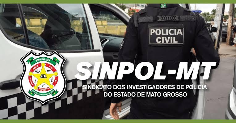 """Resultado de imagem para Sindicato do Investigadores de Polícia do Estado de Mato Grosso"""""""