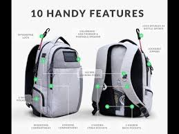 lifepack backpack best travel gadgets