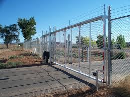 Cantilever Gates Industrial Sliding Security Gates Tymetal