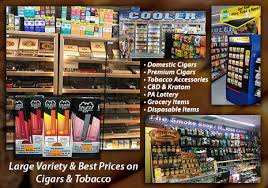 Vape Shop Mount Joy PA-Grocery Store | Mount Joy Convenience And ...