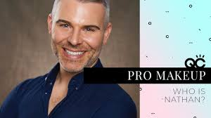 Pro Makeup Workshop - Who is Nathan Johnson? - YouTube
