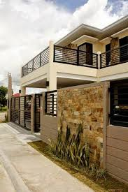 General Contractor Pampanga Philippines Dream House Exterior House Fence Design House Gate Design