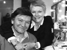 Judi Dench says late husband Michael ...