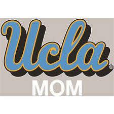 Ucla Bruins Transfer Decal Mom
